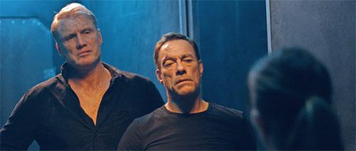 Black Water mit Dolph Lundgren und Jean-Claude Van Damme
