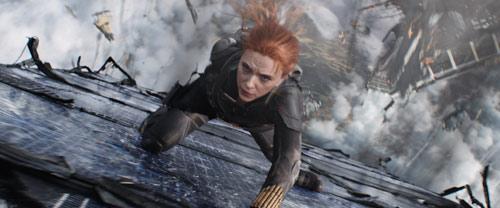 Scarlett Johansson spielt Natasha Romanoff in Black Widow