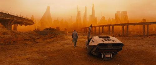 Blade Runner 2049 K auf Spurensuche