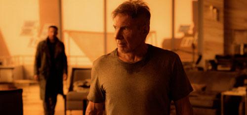 Blade Runner 2049 Harrison Ford als Deckard