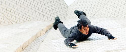 Bleeding Steel mit Jackie Chan auf der Oper von Sydney