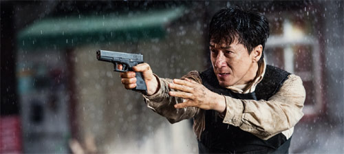 Bleeding Steel mit Jackie Chan
