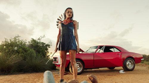 Blood Drive mit Christina Ochoa