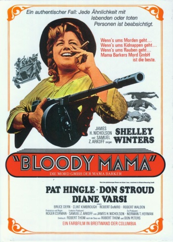 Bloody Mama Cover
