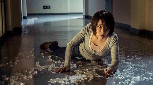 Yang Zi als Lynn im Renny Harlin Actioner