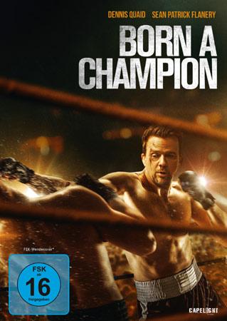 Born a Champion deutsche DVD