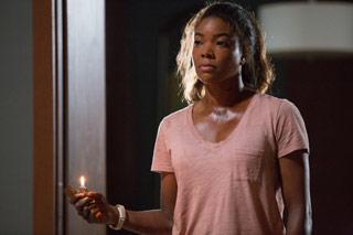 Breaking In mit Gabrielle Union als Shaun