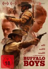 Buffalo Boys deutsches DVD Cover