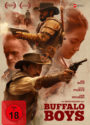 Buffalo Boys deutsches DVD Cover