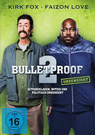 Bulletproof 2 von Don Michael Paul DVD Cover