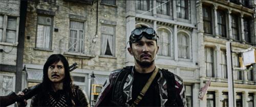Bullets of Justice Doroteya Toleva und Timur Turisbekov