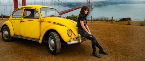 Bumblebee mit Hailee Steinfeld als Charlie