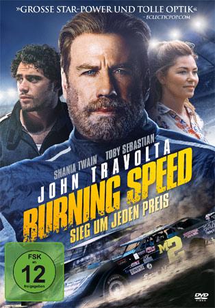 Burning Speed aka Trading Paint DVD Cover