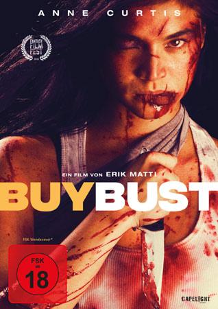 BuyBust deutsches DVD Cover