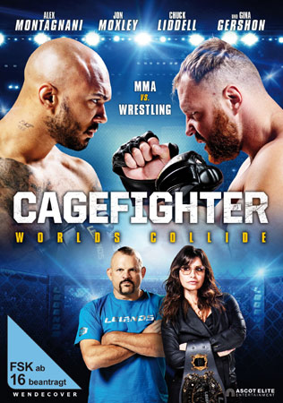 Cagefighter: Worlds Collide DVD Cover