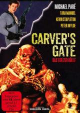 Carver's Gate Deutsches DVD Cover