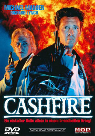 Cashfire mit Michael Madsen DVD Cover