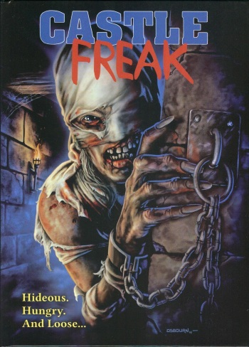 Castle Freak Cover