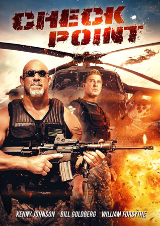 Check Point DVD Cover