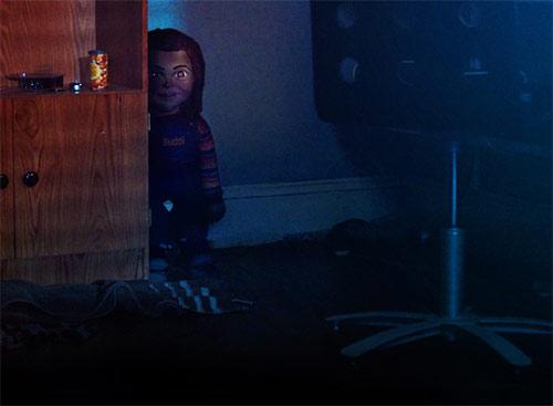 Child's Play mit Chucky