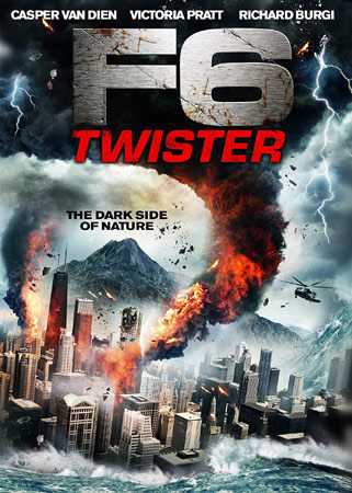 Christmas Twister mit Casper Van Dien Cover