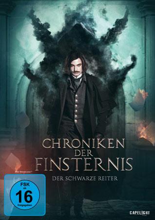 Chroniken der Finsternis Der schwarze Reiter DVD Cover