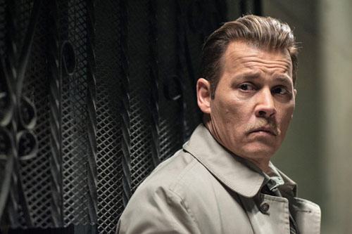 Johnny Depp im Thriller um den Mord an Notorious B.I.G.