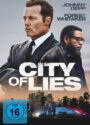 City of Lies mit Johnny Depp, Forest Whitaker und Michael Pare DVD Cover