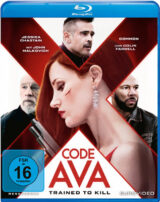 Code Ava - Trained to Kill Blu-ray Cover