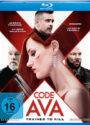 Code Ava - Trained to Kill Blu-ray Cover
