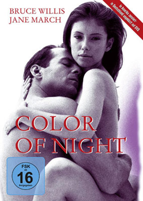 Actionhelden und die Liebe Color of Night