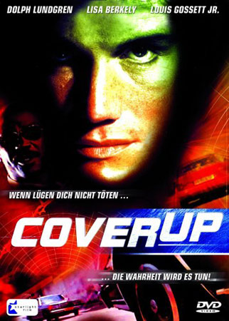 Cover Up mit Dolph Lundgren DVD Cover