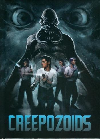 Creepozoids Cover