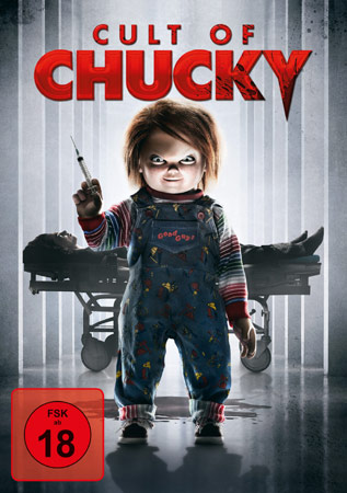 Cult of Chucky Deutsches Cover
