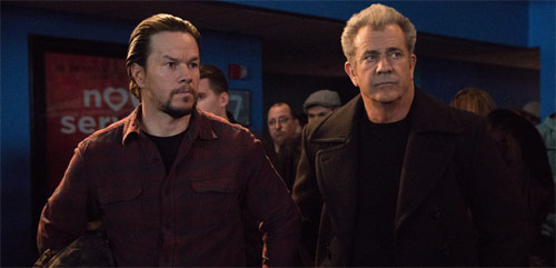 Daddy's Home 2 Mark Wahlberg und Mel Gibson