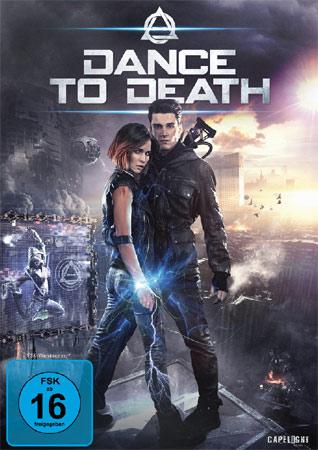 Dance to Death Deutsches DVD Cover