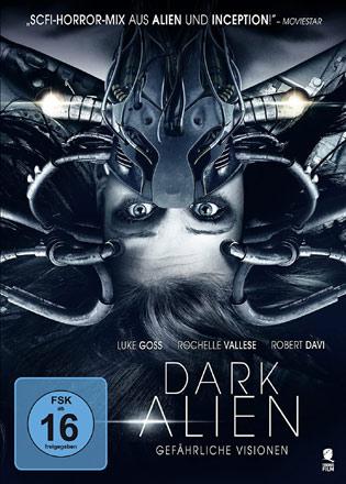 Dark Alien DVD Cover