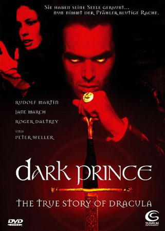 Dark Prince mit Peter Weller DVD Cover