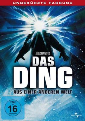 """Kurt Russell in """"Das Ding aus einer anderen Welt""""."""