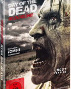 Day of the Dead: Bloodline dvd cover