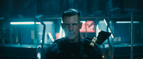 Deadpool 2 mit Josh Brolin als Cable