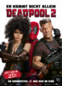 Deadpool 2 Filmplakat