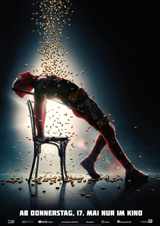 Deadpool 2 Filmplakat