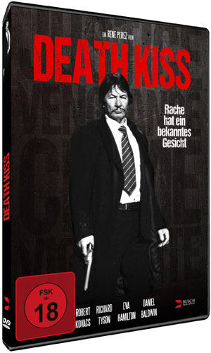 Death Kiss DVD Cover