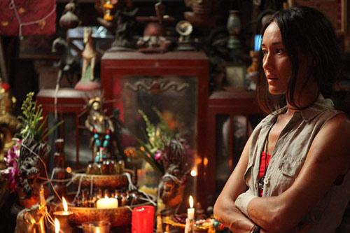Death of Me mit Maggie Q in thailändischem Dekor