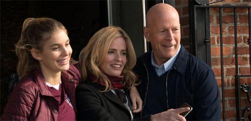 Death Wish mit Bruce Willis und Elisabeth Shue