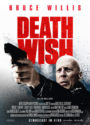 Death Wish Plakat zum Film mit Bruce Willis