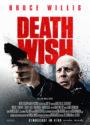 Death Wish Plakat zum Film mit Bruce Willis