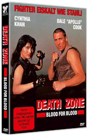 Death Zone DVD Cover