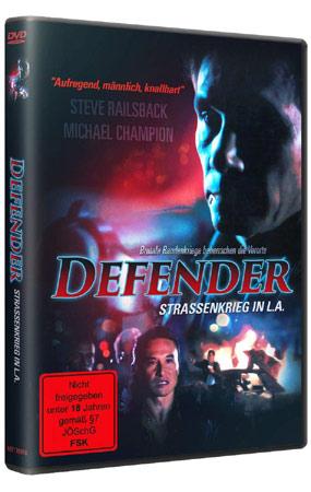 Defender aka Private Wars mit Steve Railsback DVD